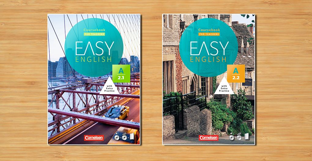 EASY English A2.1, A2.2 | IFU Sprachschulung GmbH